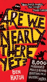 Are We Nearly There Yet  _cover