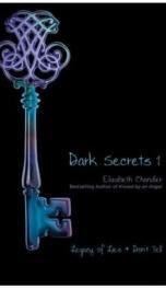Dark Secrets 1: Legacy of Lies_cover