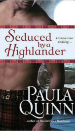 Seduced by a Highlander _cover