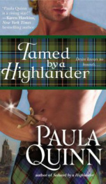 Tamed by a Highlander _cover