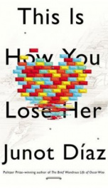 This Is How You Lose Her  _cover