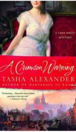 A  Crimson Warning  _cover