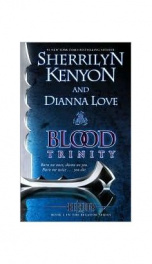 Blood Trinity  _cover
