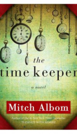 The Time Keeper_cover