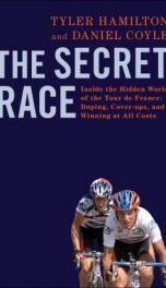 The Secret Race _cover