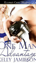 One Man Advantage_cover