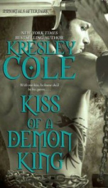 Kiss of a Demon King _cover