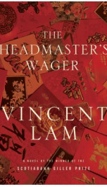 The Headmaster's Wager_cover