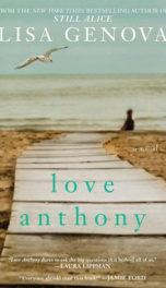 Love Anthony  _cover
