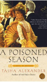 A Poisoned Season _cover