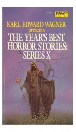 The Year's Best Horror Stories _cover