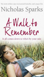 A Walk to Remember_cover