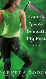 Fourth Grave Beneath My Feet _cover