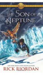 the son  of Neptune _cover