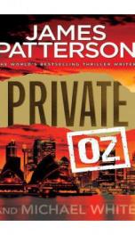 Private Oz  _cover