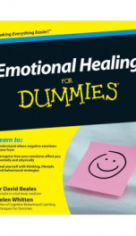 Emotional Healing For Dummies_cover