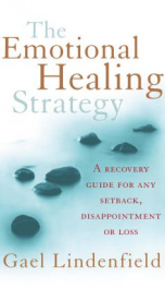 The Emotional Healing Strategy: A recovery guide for any setback, disappointment or loss _cover