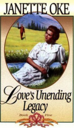 Love's Unending Legacy_cover