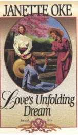Love's Unfolding dream_cover