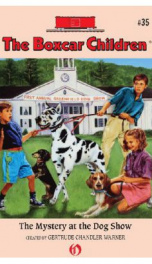 Boxcar Children #35 Mystery at the Dog Show_cover
