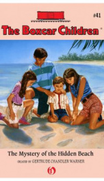 Boxcar Children #41 Mystery of the Hidden Beach_cover