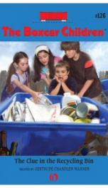 Boxcar Children #126 Clue in the Recycling Bin_cover