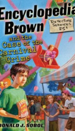 Encyclopedia Brown and the Case of the Carnival Crime_cover