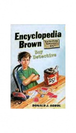 Encyclopedia Brown Boy Detective_cover