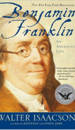 Benjamin Franklin An American Life  _cover