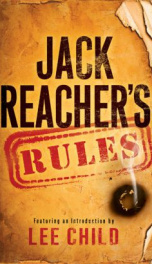 Jack Reacher's Rules _cover