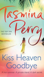 Kiss Heaven Goodbye _cover