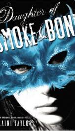 Daughter of Smoke & Bone_cover