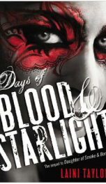 Days of Blood & Starlight_cover
