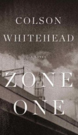 Zone One   _cover