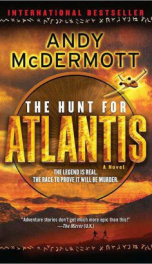 The Hunt for Atlantis_cover