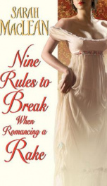 Nine Rules to Break When Romancing a Rake_cover
