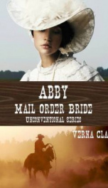 Verna Clay  Abby, Mail  _cover