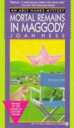 Mortal Remains in Maggody_cover