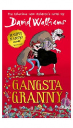 Gangsta Granny_cover