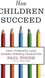How Children Succeed _cover