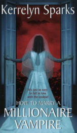 How to Marry a Millionaire Vampire   _cover