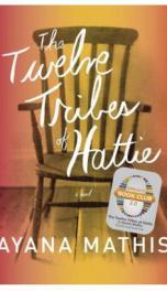 The Twelve Tribes of Hattie  _cover