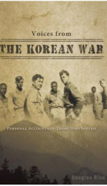 Voices From the Korean War _cover