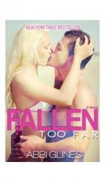 Fallen Too Far  _cover