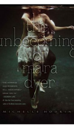 The Unbecoming of Mara Dyer  _cover