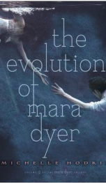 The Evolution of Mara Dyer_cover