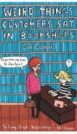 Weird Things Customers Say in Bookshops  _cover