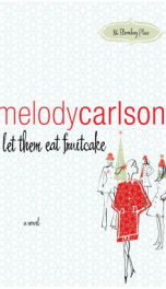 Let Them Eat Fruitcake (86 Bloomberg Place 2)_cover