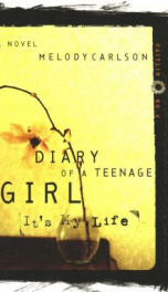 It's My Life (Diary of a Teenage Girl, Caitlin 2)_cover