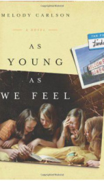 As Young As We Feel (Four Linda's 1)_cover